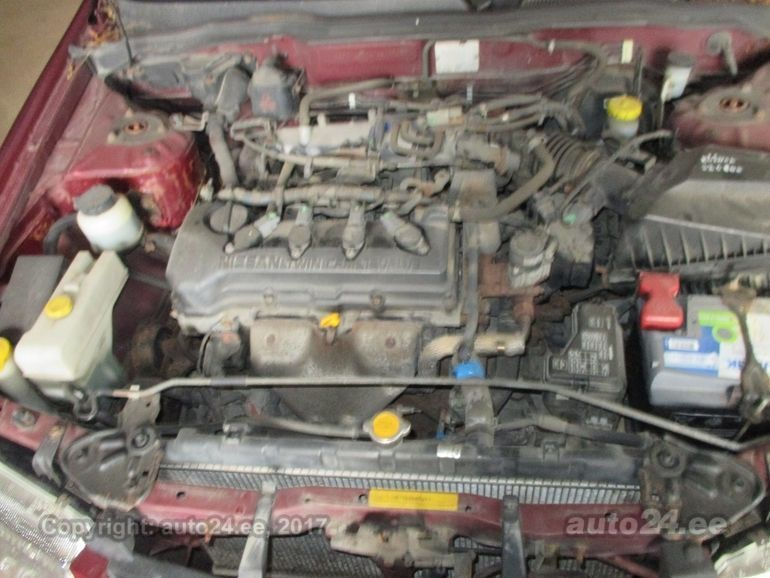 7b85c4754bc Nissan Almera 1.5 66 kw Photo 6 - Vehicle spare parts - auto24.lv