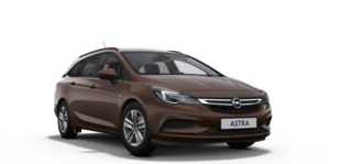 Opel Astra Sports Tourer Excite 1.4 Turbo Ecotec Start/Stop 110kW