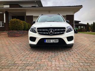 Mercedes-Benz GLS 350 AMG DESIGNO 3.0 190kW